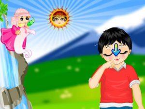آموزش وضو با شعر و انیمیشن