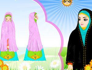 معماهای,نماز,کودکان,گلهای آسمانی,